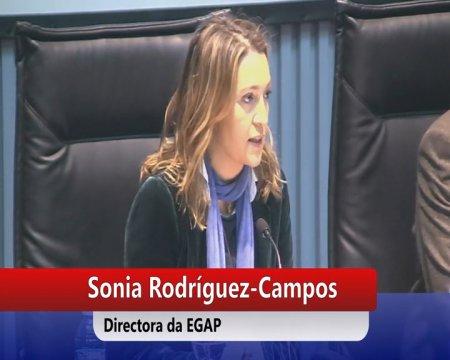Inauguración da xornada 30 anos de España na UE